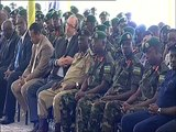 Minister of Defence Gen. James Kabarebe Speaks to Rwanda Defense Force Command and Staff College