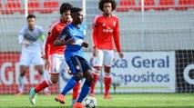 Youth League : SL Benfica 3-0 AS Monaco