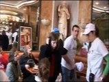PACKING - 2 AVRIL 2009: VAINCRE L'AUTISME (ALORS LEA POUR SAMY) MANIFESTE ET DEMANDE UN MORATOIRE