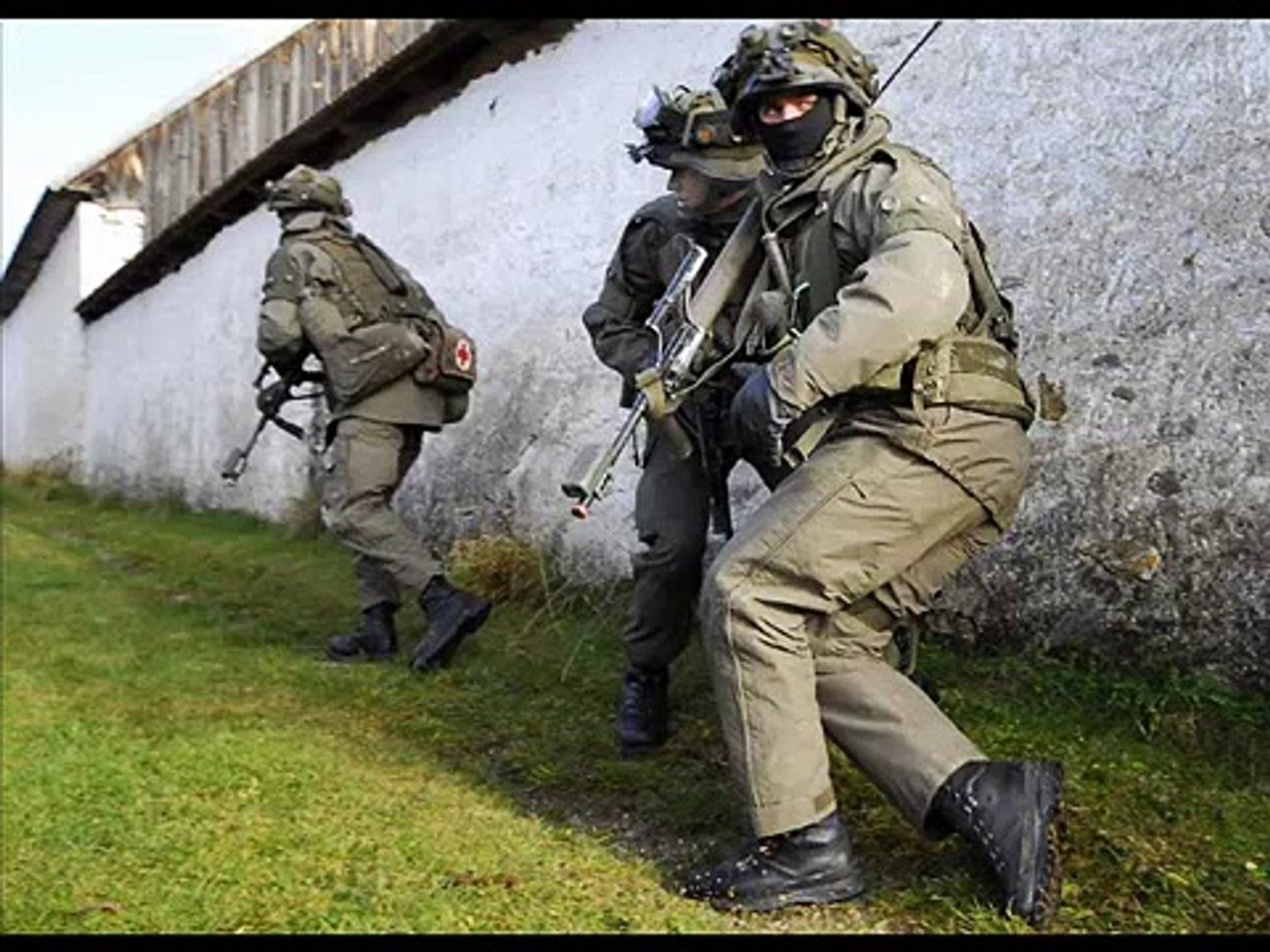 Austrian Armed Forces - infantry
