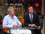 Timothy Leary attack by Art Linkletter in interview.