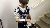 X100 QB Wrist Coach Playbook Wristband