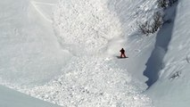 Avalanche! Cours lapin cours!