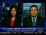 Jason Kenney Explains the Importance of Visa Requirements