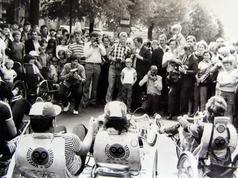 ВЕЛОМОБИЛИ / VELO TRIKES / Конкурс велотехники в г. Шяуляй в мае 1985 года  ч.1