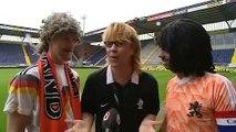 'Nu brullen de leeuwen' bij Hart van Nederland   SBS6