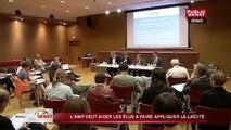 Cantines scolaires : les maires veulent aider les élus à faire appliquer la laïcité