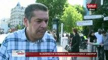 Uberpop : Bernard Cazeneuve demande l'interdiction
