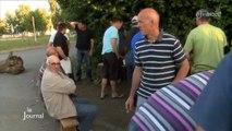La Roche-sur-Yon: Les éleveurs de bovins lèvent les barrages