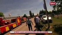 Attentat à Saint Quentin Fallavier : récit de la journée