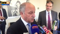"""Référendum en Grèce: """"Un saut dans l'inconnu et sans parachute"""", selon Fabius"""