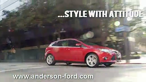 Ford Focus Anderson Ford Clinton IL  61727