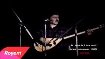Ferhat Tunç - Ferhat Tunç ilk İstanbul Konseri 1. Bölümü / Emek Sineması 1986