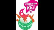 KEI-song 2014 - Generation KEI