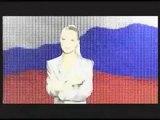 Je veux un mec comme Poutine - Clip de campagne de Vladimir Poutine Russie URSS CCCP Moscou Moscow