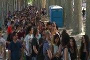 Miles de gerundenses buscan papel en 'Juego de Tronos'