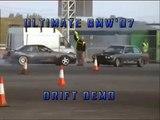 e30 drift ultimate BMW show Tramp Drift