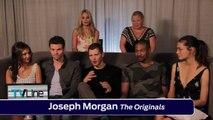 2014.07.26 Joseph Morgan @ Comic-Con TVLine