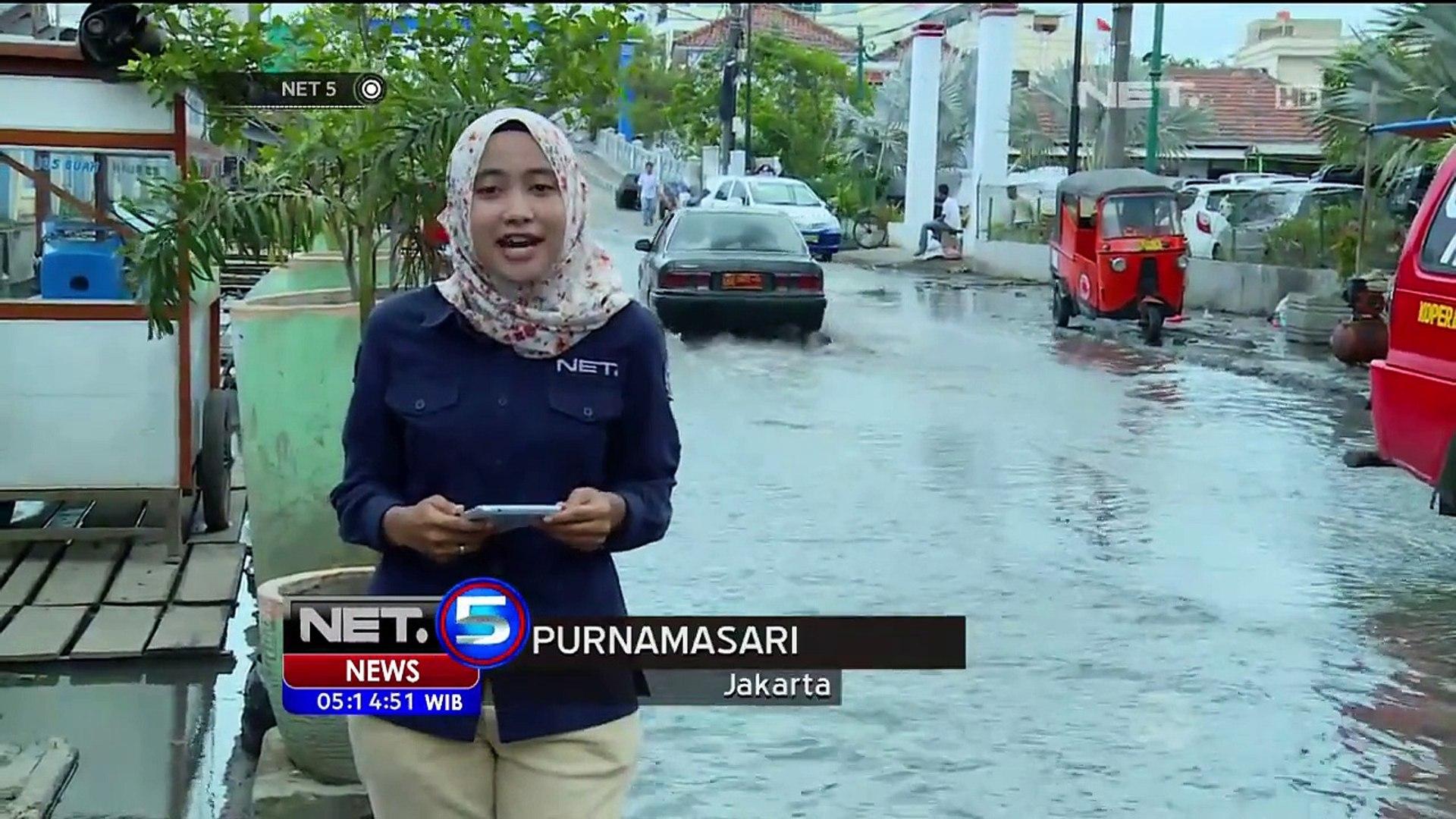 Agenda Khas NET5 - Media Sosial, Jurus Jitu Baru Atasi Banjir di Jakarta