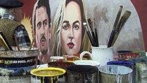 Der letzte Kinoplakate-Maler von Athen