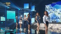 [K-POP] A Pink - LUV (Half Year SP 20150626) (HD)
