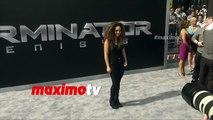"Jadagrace ""Terminator Genisys"" Los Angeles Premiere Arrivals"