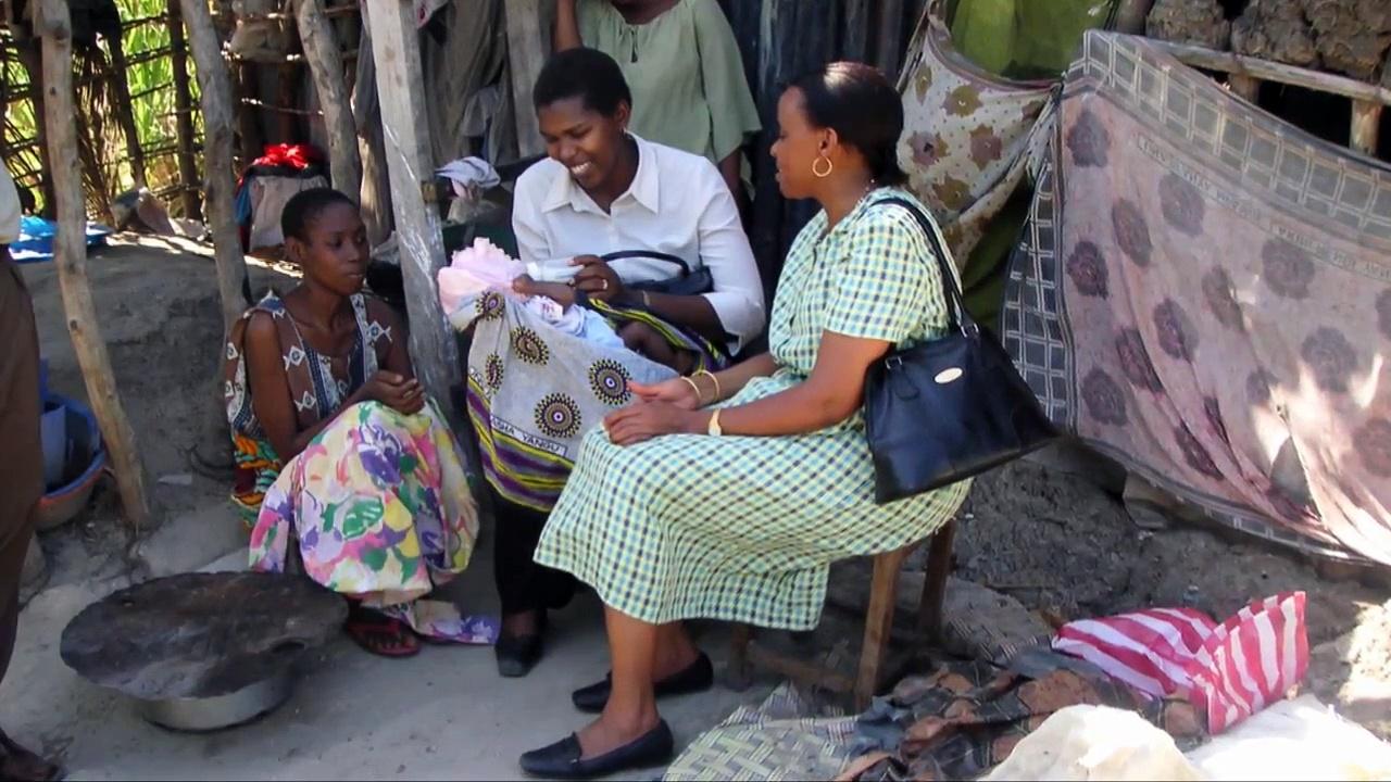 CDC Responds to HIV Tanzania