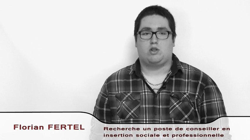 CV Video Pilote Florian Fertel