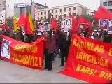İzmir de 8 mart Emekçi Kadınlar Günü - Halkınsesi TV