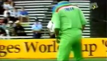 Slowest Ball in the history of Cricket by Sir Aqib Javed - YouTube