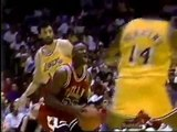 Michael Jordan 30 pts vs. Lakers - NBA Finals Game 5