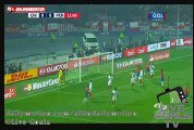 Arturo Vidal Fantastic Header Chance Chile 0-0 Peru