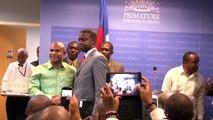 Réginald DELVA - Ministre de l'Intérieur et des Collectivités Territoriales - HAITI - Clip Officiel
