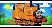 Thomas and Friends Finger Family Thomas the Tank Engine and Friends Cartoon Animation Nursery Rhymes
