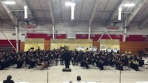 "Calexico HS Concert Band - ""Greensleeves"" - 2015 Imperial HS Band Festival"