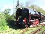 Parní vlak - Pálavský okruh - Troubsko 2008
