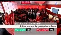 Suisse, élections fédérales 2007... vraiment neutre la TSR !