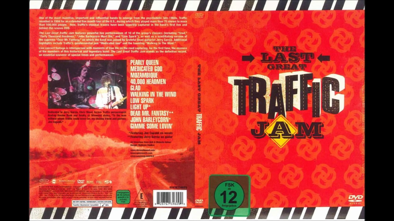 The Low Spark Of High Heeled Boys – Traffic (The Last Great Traffic Jam)