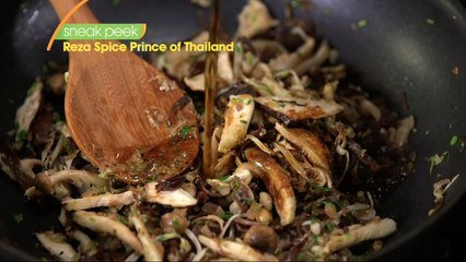 Reza Spice Prince of Thailand - Sneak Peek | Asian Food Channel