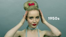 Discover Russian beautiful girls secrets from the past century - 100 Years of Beauty