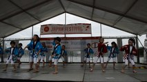 Soran Bushi - Rokumizukai Japanese Dance Academy - Houston Japan Festival 2014