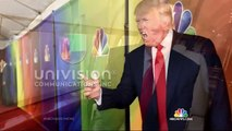 NBC Cuts Ties With Donald Trump Over Immigrant Comments | NBC Nightly News