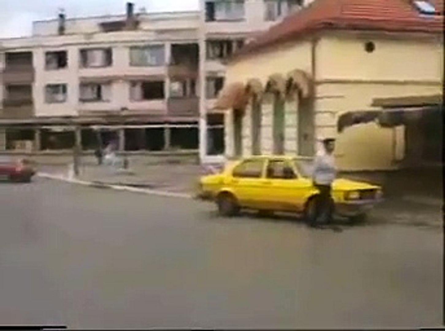 Gracanica City after War (Bosnia)