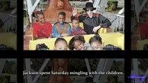 Michael Jackson Children in Neverland on ML King's Bday