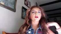 Fourth Of July Makeup Tutorial & Outfit Ideas!