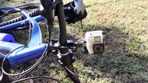 GoPro HERO4 Bicycle Handlebar Mount Demonstration