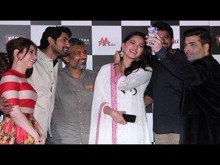 Bahubali Theatrical TRAILER LAUNCH | SS Rajamouli I Prabhas, Rana Daggubati, Tammanah