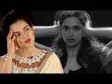 Kangana Ranaut CRITICISES Deepika Padukone's My Choice VIDEO, calls it 'sexist'