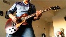 Metallica-Fuel rythm guitar cover
