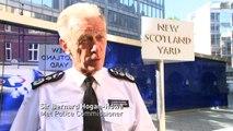 Police stage mock terror attack in London